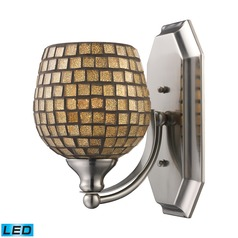 Elk Lighting Bath and Spa Polished Chrome LED Sconce