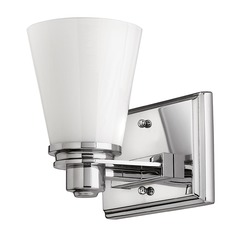 Hinkley Lighting Avon Chrome Sconce