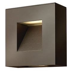 Hinkley Lighting Luna Bronze LED Outdoor Wall Light