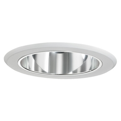 Clear Cone Reflector Trim for 5-Inch Recessed Housings