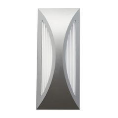 Kichler Lighting Cesya Platinum LED Outdoor Wall Light