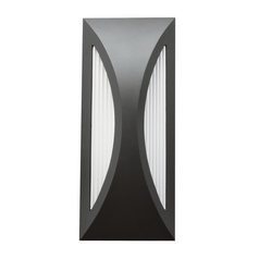 Kichler Lighting Cesya Satin Black LED Outdoor Wall Light