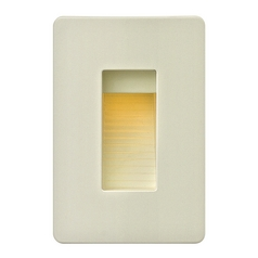 Hinkley Lighting Luna Light Almond LED Recessed Step Light