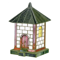 Lite Source Lighting Pagoda Collection Accent Lamp
