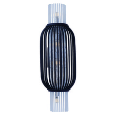 Maxim Lighting Aviary Anthracite LED Sconce