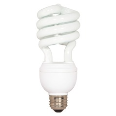 Satco Lighting 30-Watt Compact Fluorescent Light Bulb S7341