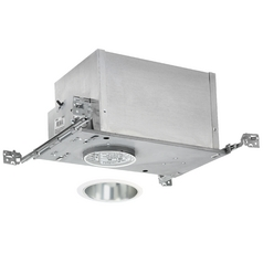 4-inch Low-Voltage Recessed Lighting Kit with Haze Trim