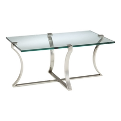 Sterling Lighting Polished Nickel Accent Table