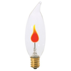 Candelabra Base Light Bulb - 3-Watts