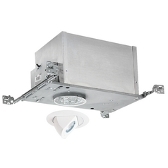 4-inch Low-Voltage Recessed Lighting Kit with Aiming Trim