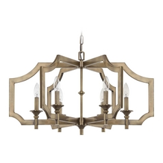 Jeremiah Lighting Lisbon Legacy Brass Chandelier