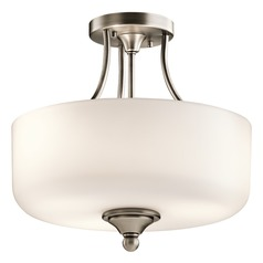 Kichler Lighting Lilah Semi-Flushmount Light