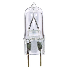Satco Products, Inc. 100-Watt T4 Halogen Bulb 100/T4/CL/GY8-120V