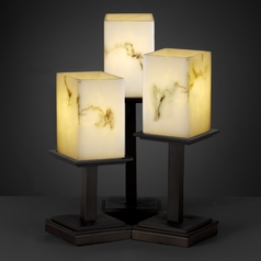 Justice Design Group Lumenaria Collection Table Lamp