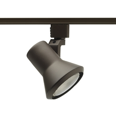 Juno Lighting Group Modern Track Light Head in Bronze Finish R551BZ