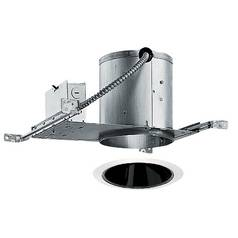 6-inch Recessed Lighting Kit with Tapered Alzak Trim
