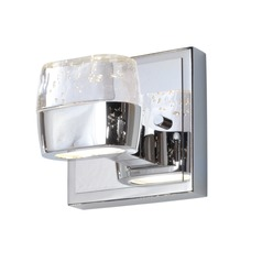 Volt Polished Chrome LED Sconce