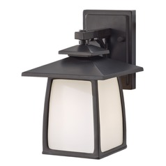 Feiss Lighting Wright House Oil Rubbed Bronze LED Outdoor Wall Light