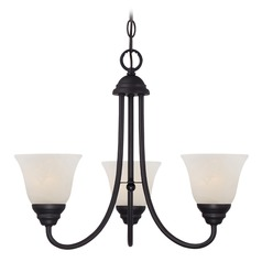 Designers Fountain Kendall Oil Rubbed Bronze Chandelier