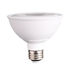 Satco PAR30 LED Light Bulb - 60-Watt Equivalent