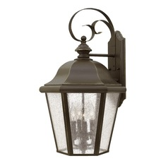Hinkley Lighting Edgewater Oil Rubbed Bronze Outdoor Wall Light