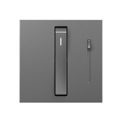 Legrand Adorne ADWR703HM4 700-Watt Toggle Dimmer Wall Light Switch - Three-Way