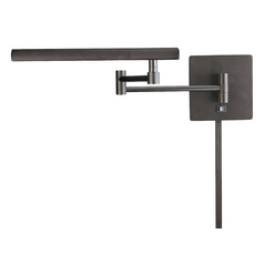 Modern Swing Arm Lamp in Dorian Bronze Finish