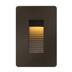 Hinkley Lighting Luna Bronze LED Recessed Step Light