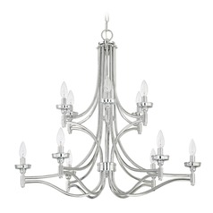 Craftmade Lighting Sophia Chrome Chandelier