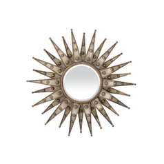Round 33.25-Inch Mirror
