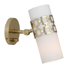 Robert Abbey Jonathan Adler Parker Plug-In Wall Lamp