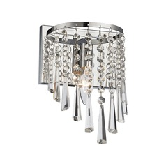 Elk Lighting Jariah Polished Chrome Sconce