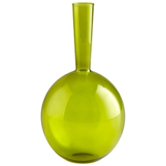 Cyan Design Lime Light Green Vase