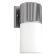 Quorum Lighting Grey Outdoor Wall Light