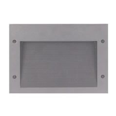 Kuzco Lighting Modern Grey LED Recessed Deck Light 3000K 303LM