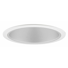 6-Inch Reflective Satin Recessed Trim