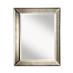 Antiqua Rectangle 24-Inch Mirror