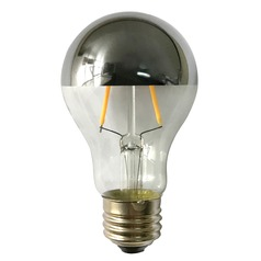 Gunmetal Bowl LED Light Bulb