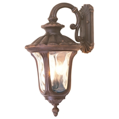 Livex Lighting Oxford Imperial Bronze Outdoor Wall Light