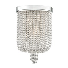 Hudson Valley Lighting Royalton Polished Nickel Sconce