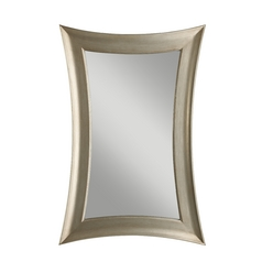 Georgette Rectangle 30-Inch Mirror