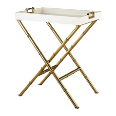 Robert Abbey Jonathan Adler Meurice Coffee & End Table