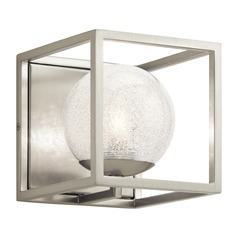 Kichler Lighting Karia Brushed Nickel Sconce