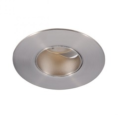 WAC Lighting Round Brushed Nickel 2