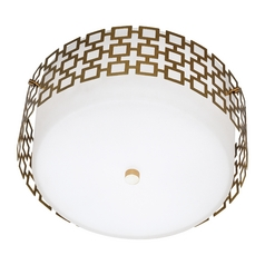 Robert Abbey Lighting Robert Abbey Jonathan Adler Parker Flushmount Light 664