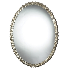 Emery Hill Oval 28-Inch Mirror