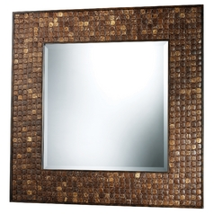 Sterling Lighting Carrick Square 37-Inch Mirror DM1970