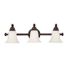 Three-Light Bathroom Vanity Light