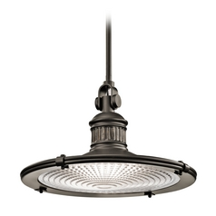 Kichler Lighting Sayre Olde Bronze Pendant Light
