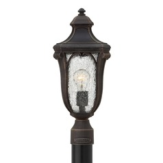 Hinkley Lighting Trafalgar Mocha Post Light
